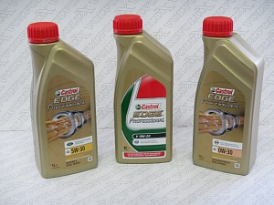 Масло моторное Castrol EDGE 0W20 Volvo VCC RBS0-2AE