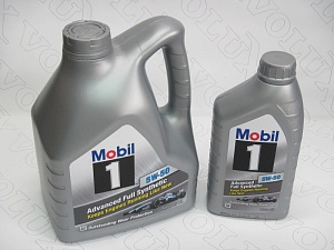 Масло моторное Mobil 1 5w50
