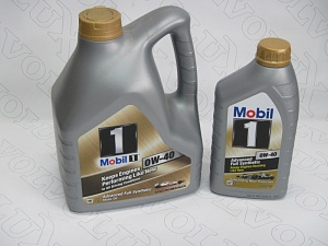 Масло моторное Mobil 1 0w40 4